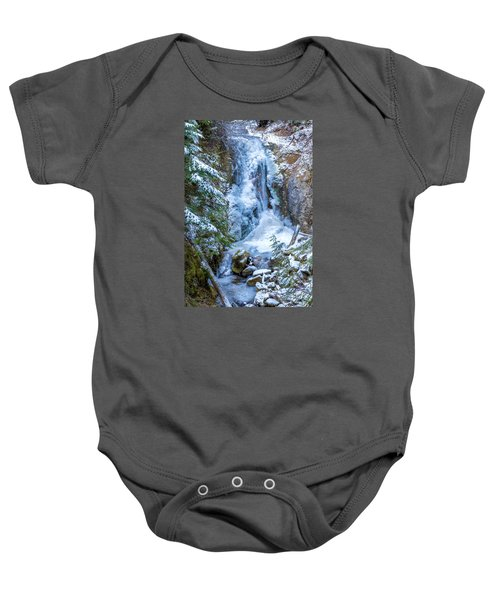 Winter Approaching Baby Onesie