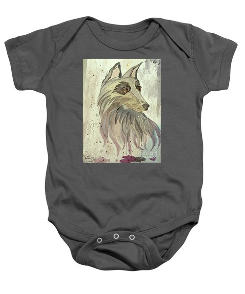 Wolfie Baby Onesie