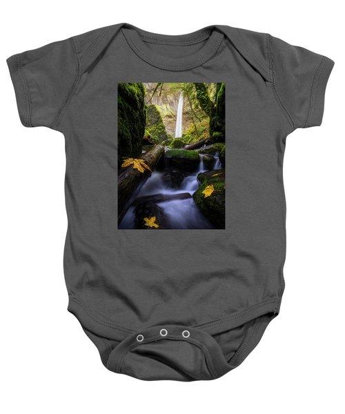 Wonderland In The Gorge Baby Onesie