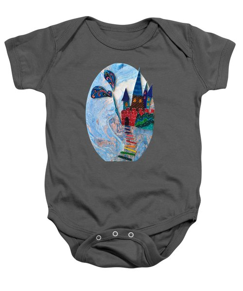 Wuthering Heights Baby Onesie by Aqualia