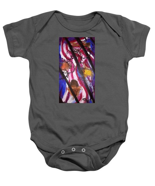 Yearning To Be Free Baby Onesie