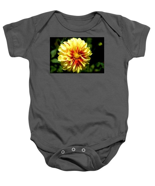 Yellow Sunshine Baby Onesie