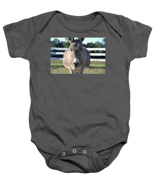 You Wanna Pin What Where? Baby Onesie
