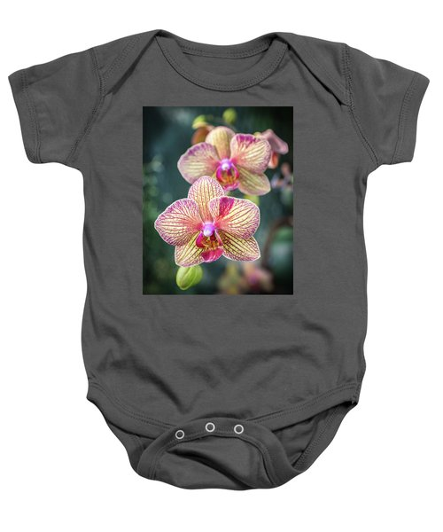 Baby Onesie featuring the photograph You're So Vain by Bill Pevlor