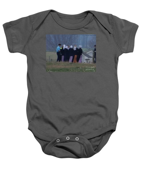 Youth Group Baby Onesie