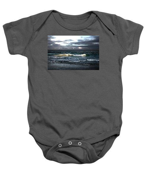 Zamas Beach #11 Baby Onesie
