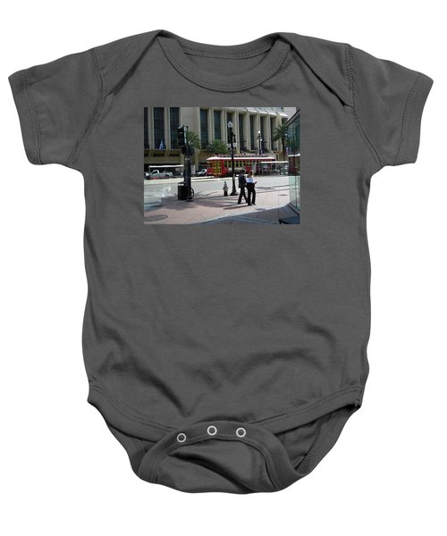 010219 Canal St Baby Onesie