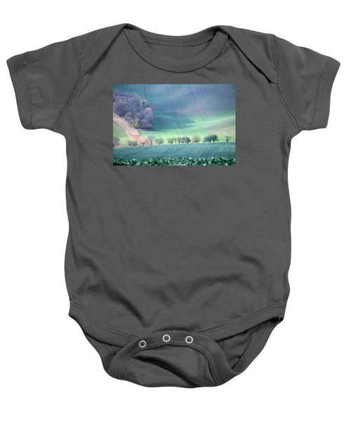 Autumn In South Moravia 1 Baby Onesie