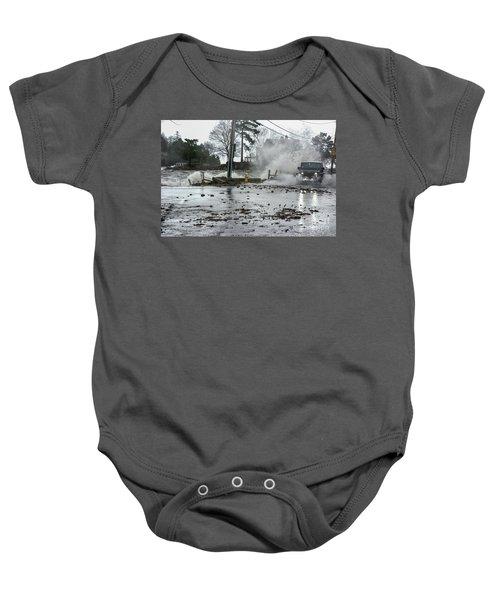 Jeep Splash Baby Onesie