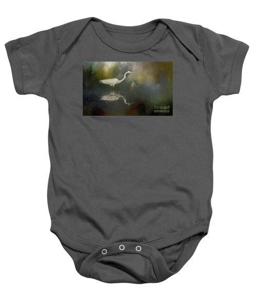 Looking For Lunch Baby Onesie