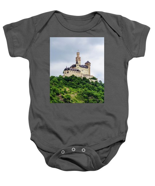 Marksburg Castle - 2 Baby Onesie