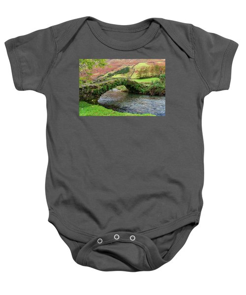 Packhorse Bridge Baby Onesie