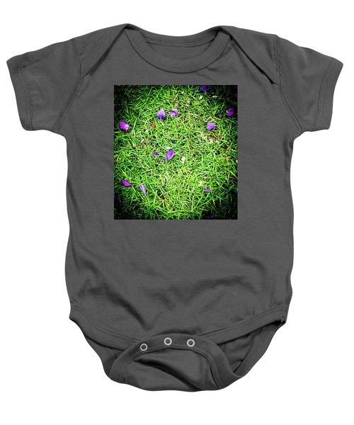 Patterns Baby Onesie