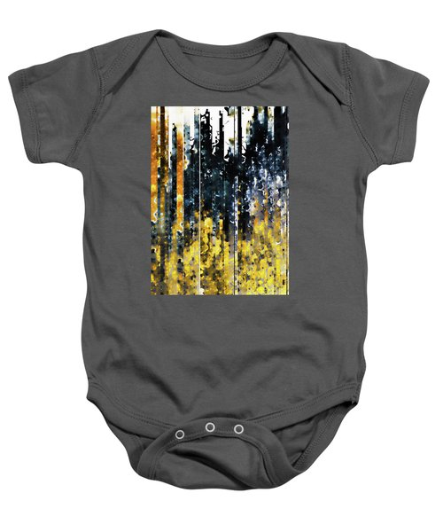 1 Peter 1 7. Tested By Fire Baby Onesie