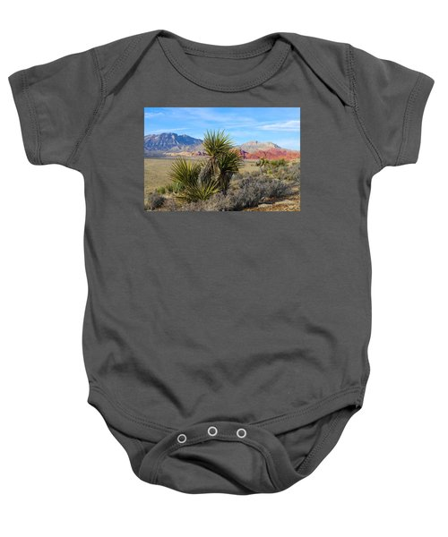 Red Rock Canyon National Conservation Area Baby Onesie