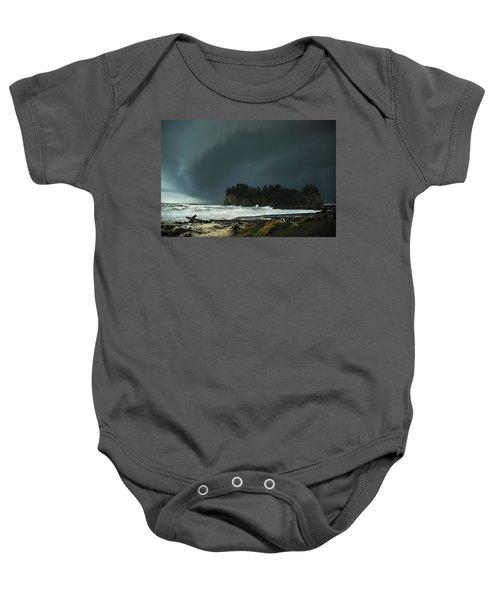 Storm Is Coming Baby Onesie