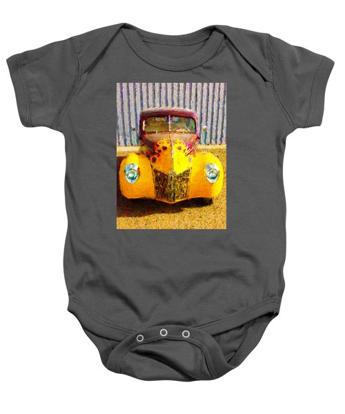 1940 Ford Baby Onesie