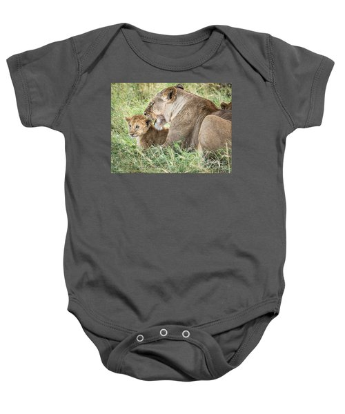 A Mothers Love Baby Onesie