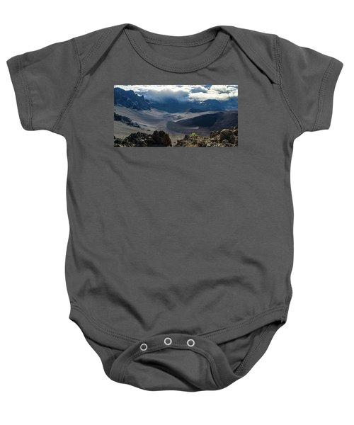Haleakala Crater Baby Onesie