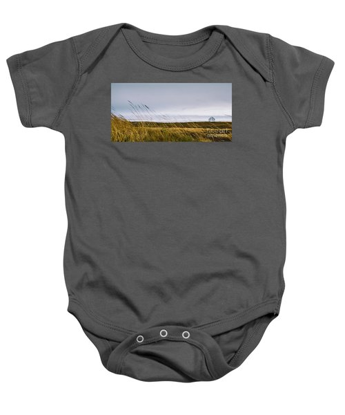Beautiful Panoramic Photos Of Icelandic Landscapes That Transmit Beauty And Tranquility. Baby Onesie