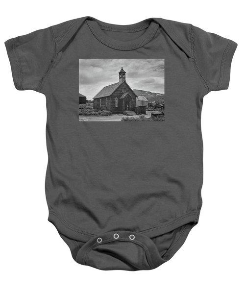 Bodie Church Baby Onesie