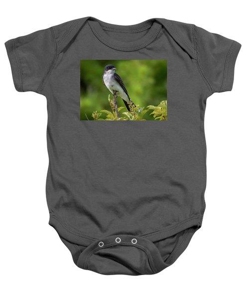 Eastern Kingbird  Baby Onesie