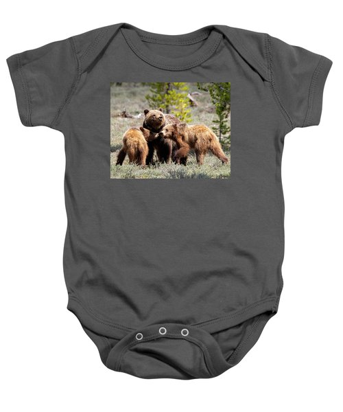 399 And Cubs Baby Onesie