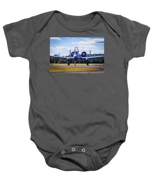 A-10c Thunderbolt II Baby Onesie