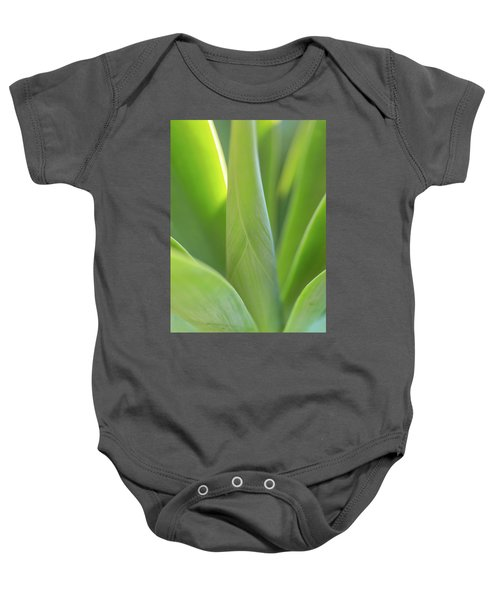 A Bouquet Of Leaves Baby Onesie