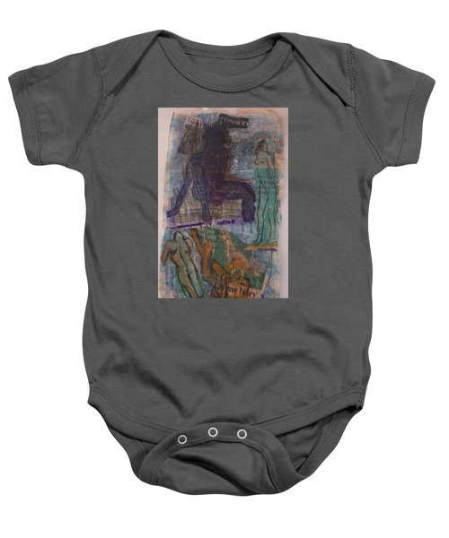 A Pawn On Life's Board Baby Onesie