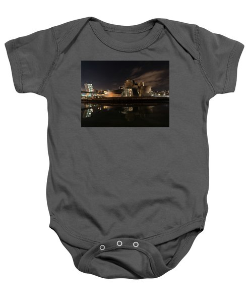 A Piece Of Another World Baby Onesie