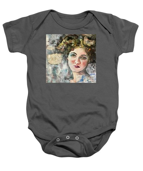 A Time Gone By Baby Onesie