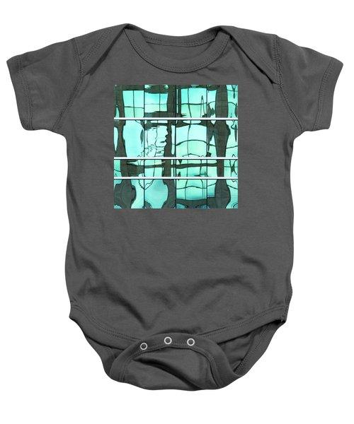 Abstritecture 36 Baby Onesie