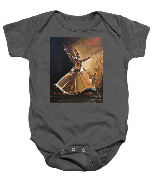 Affection  Baby Onesie