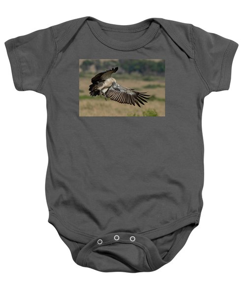 African White-backed Vulture Baby Onesie