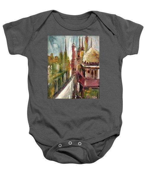 Mosque  Baby Onesie