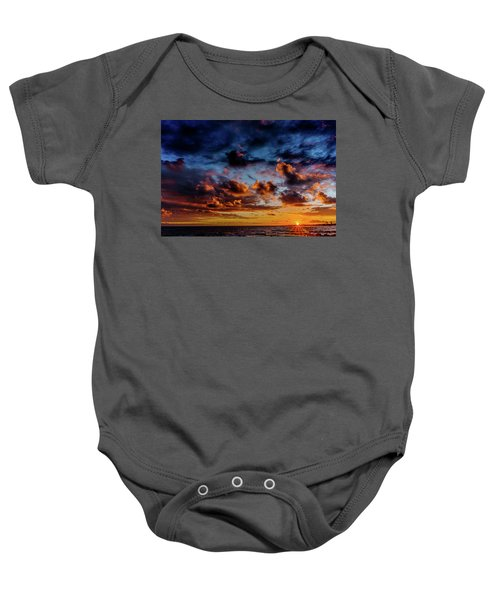 Almost A Painting Baby Onesie