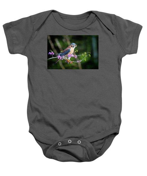 American Kestrel 5151804 Baby Onesie