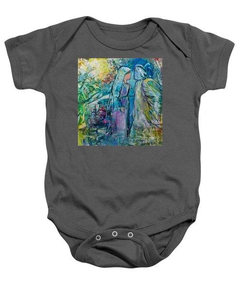 Angel Encounter Baby Onesie