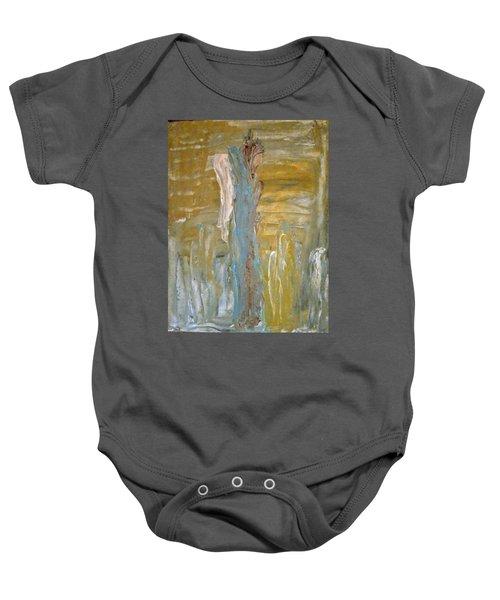 Angels In Prayer Baby Onesie
