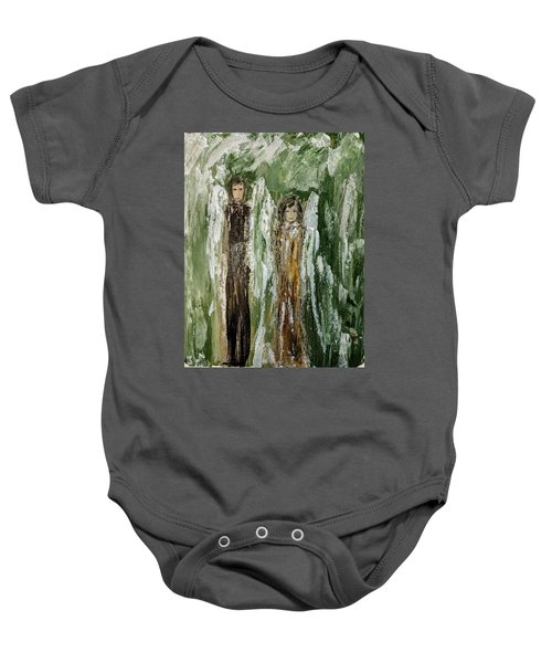 Angels For Support Baby Onesie