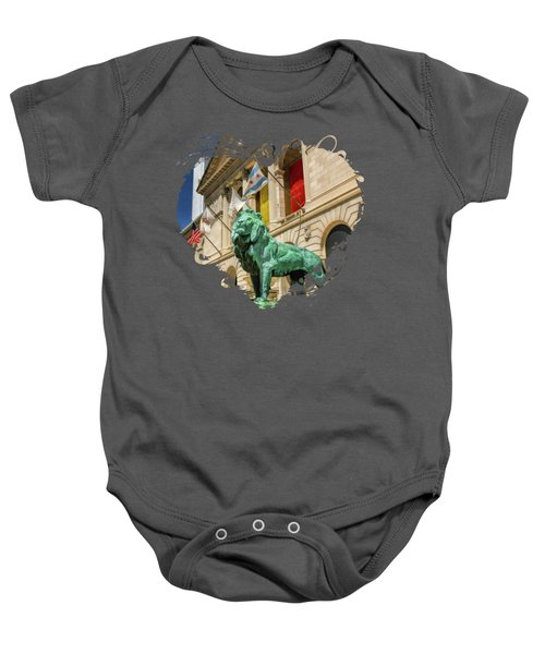 Art Institute In Chicago Baby Onesie