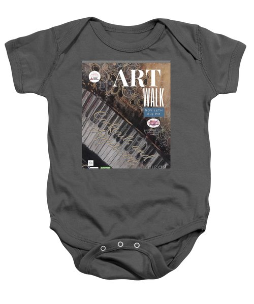 Artwalk Art Show Scottsdale  Baby Onesie