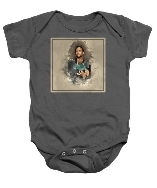 Flanery And Jane Baby Onesie