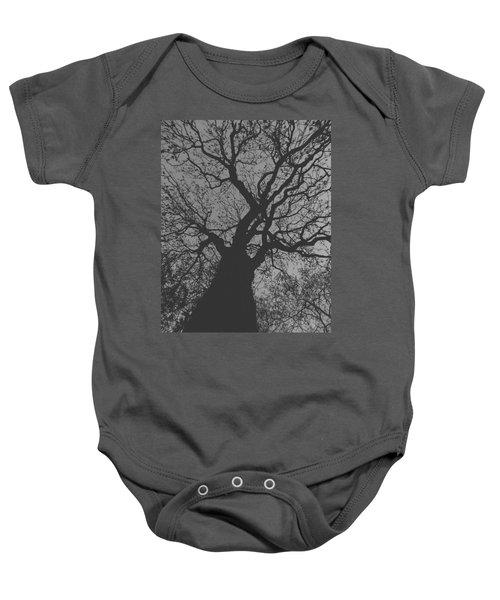 Ash Tree Baby Onesie
