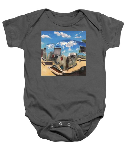 Baby's At The Polisher's Baby Onesie