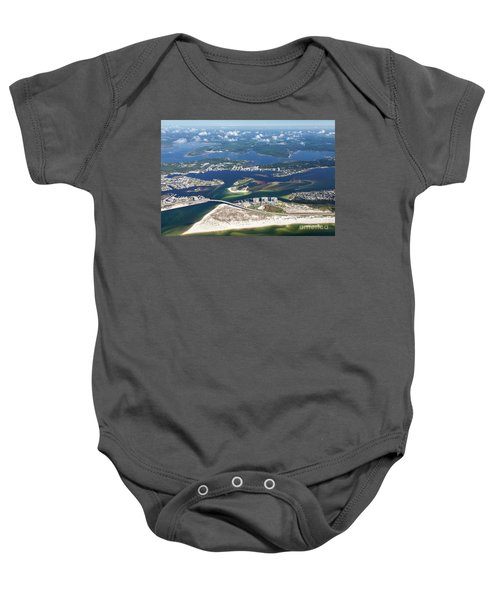 Backwaters 5122-a Baby Onesie