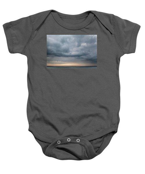 Baltic Sea #3883 Baby Onesie