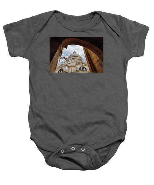 Basilica Di Santa Maria Della Salute Venice Italy Baby Onesie
