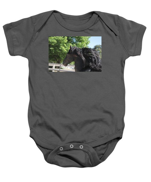 Beauty In Motion Baby Onesie